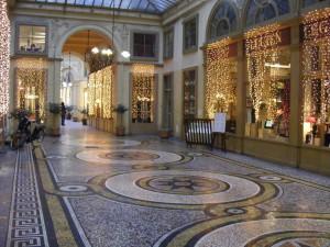 La galerie Vivienne- Passages Couverts