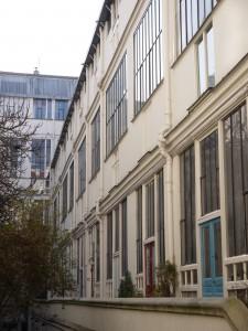 Cité Taberlet- Montparnasse Années Folles