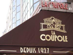 La Coupole- Montparnasse Années Folles