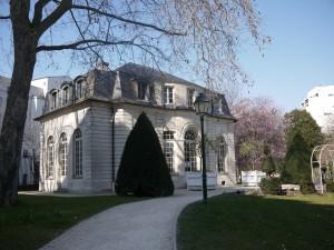 Pavillon de l'Ermitage- Campagne à Paris
